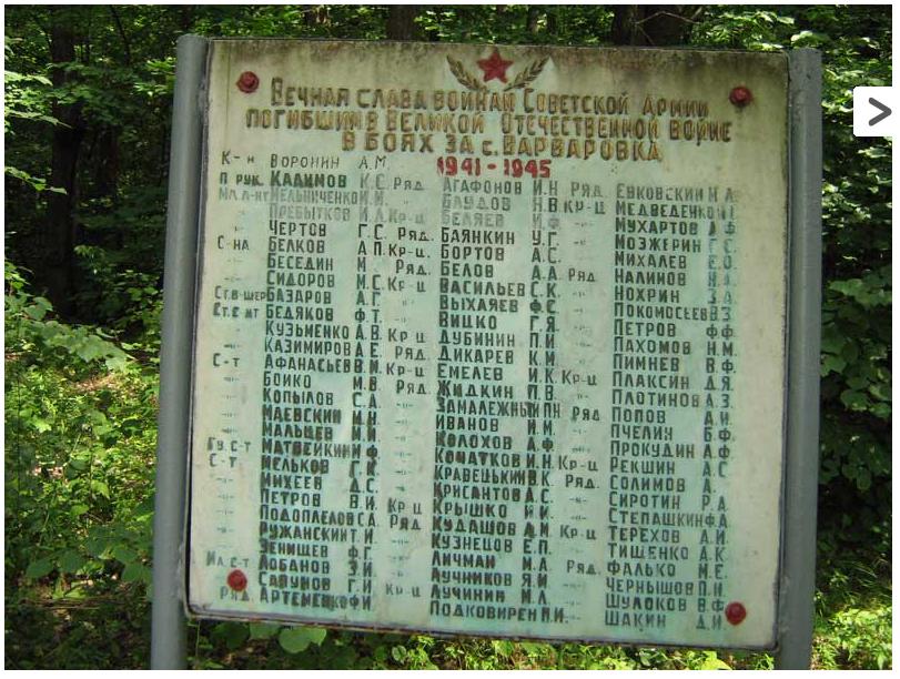 (слева направо) ла юрченко, ла козлов, аг григорьев, ва родионов, ии зибров, натюрин, т и, кравченко
